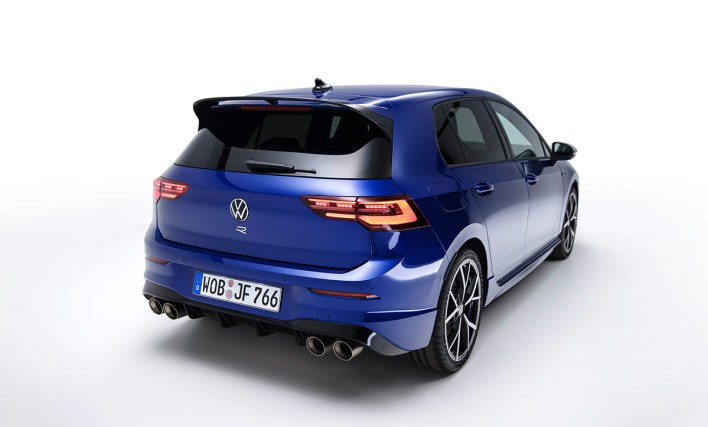 Volkswagen Golf 8 R